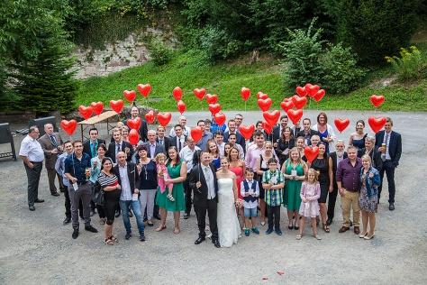 Hochzeitsgesellschaft-VI