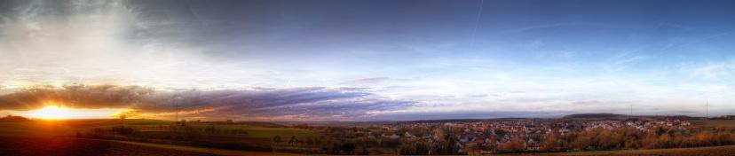 Panorama-Hettingen