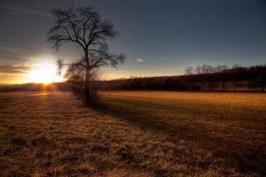 Sonnenuntergang-II