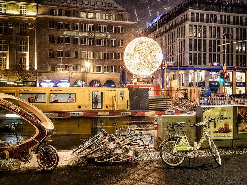 Berlin-Stadtszene