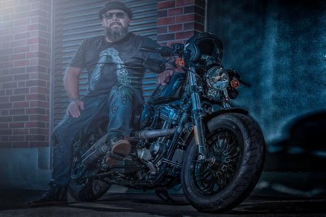Biker VII