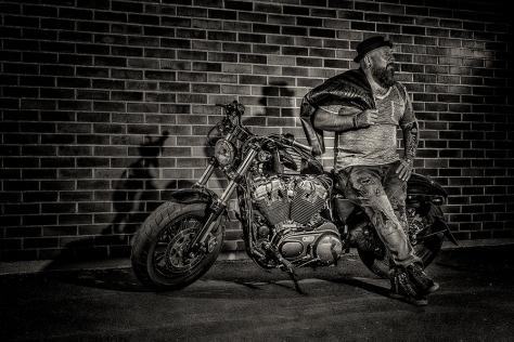 Biker VIII
