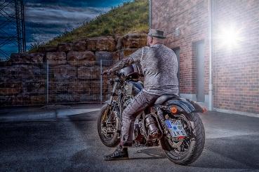 Biker IX