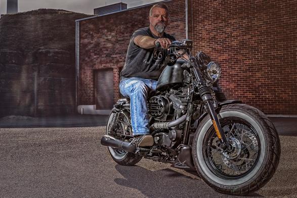 Biker XIII