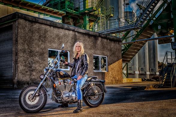 Biker XVII