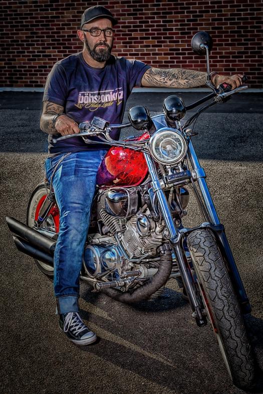 Biker XX