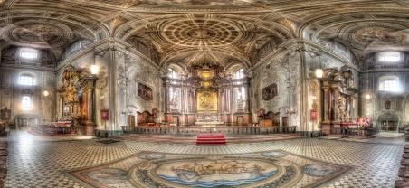 Basilika-Wallduern