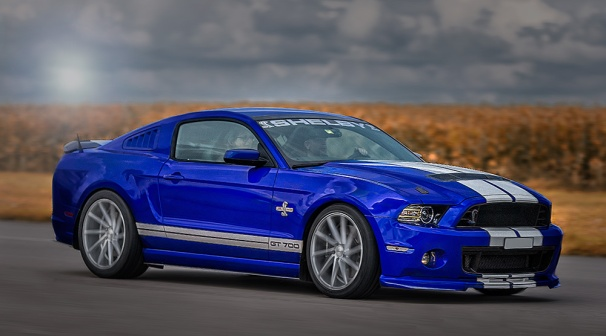 Mustang-Shelby-V