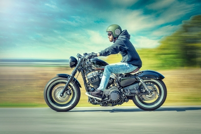 Harley Biker 03