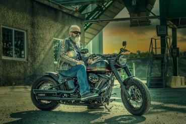 Harley Biker 05
