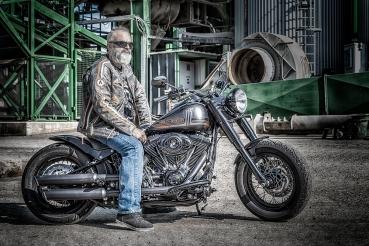 Harley Biker 07